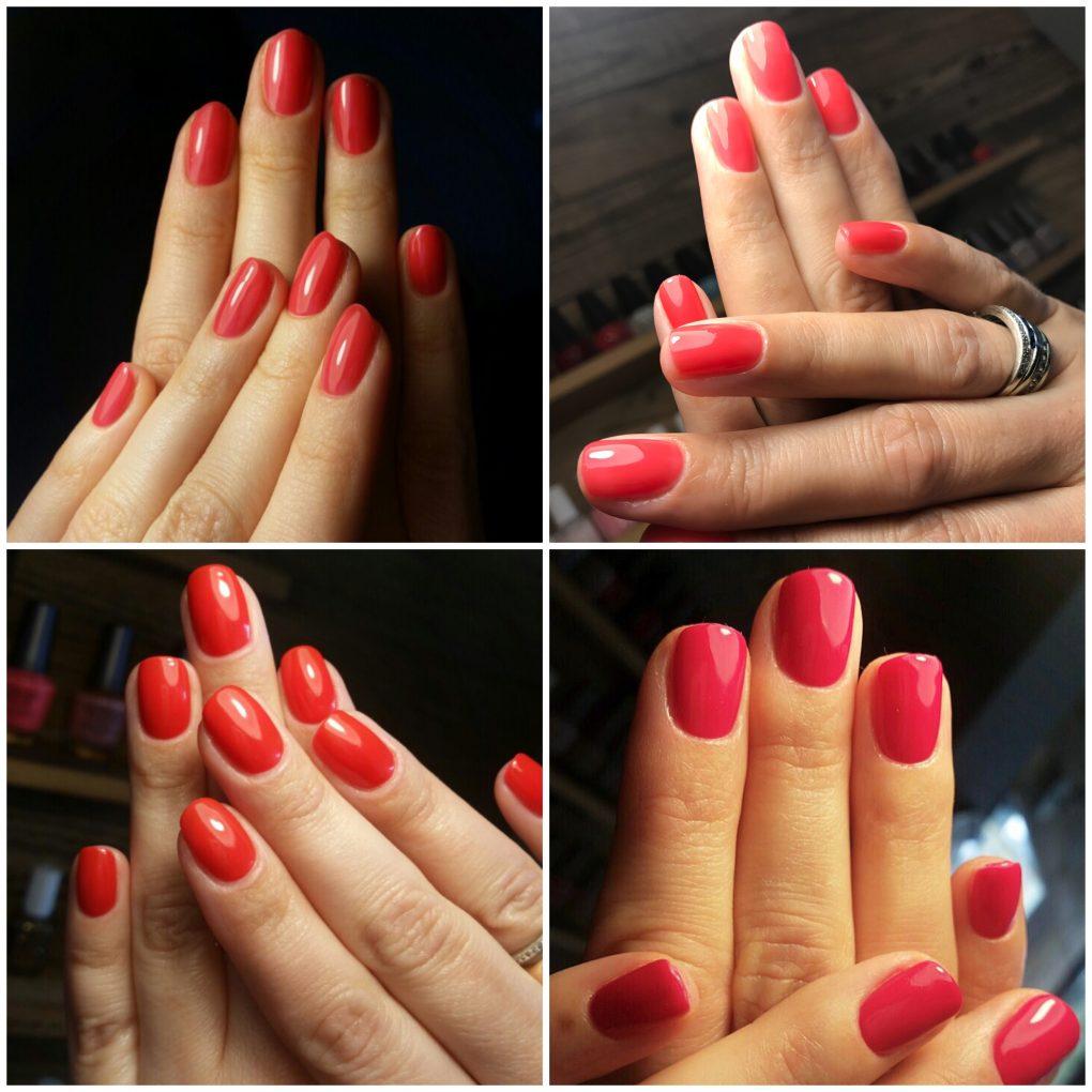 manicure i pedicure