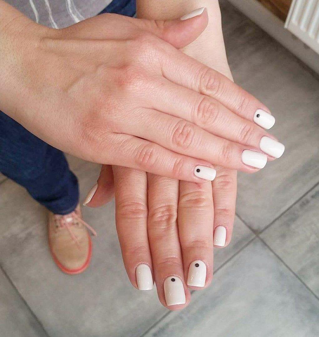 Idealny manicure klasyczny