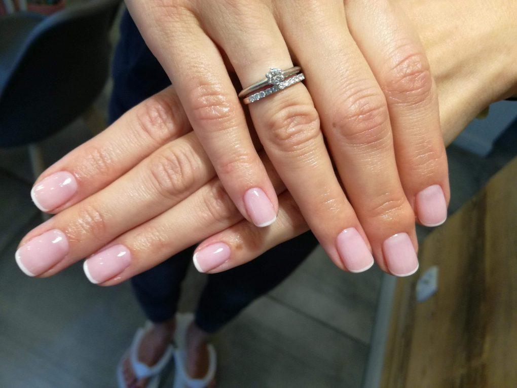 5 Pomysłów Na Manicure Do Pracy Studio Paznokci Warszawa Fingerspa