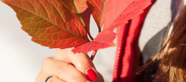Modny manicure – jesienne trendy